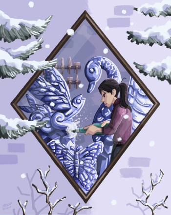 Diamond of Winter