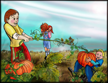 The Pumpkin Hunt