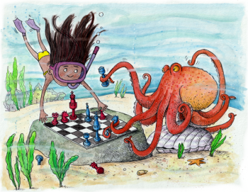 Chess under the Sea
