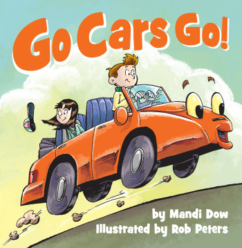 Go Cars Go! book cover