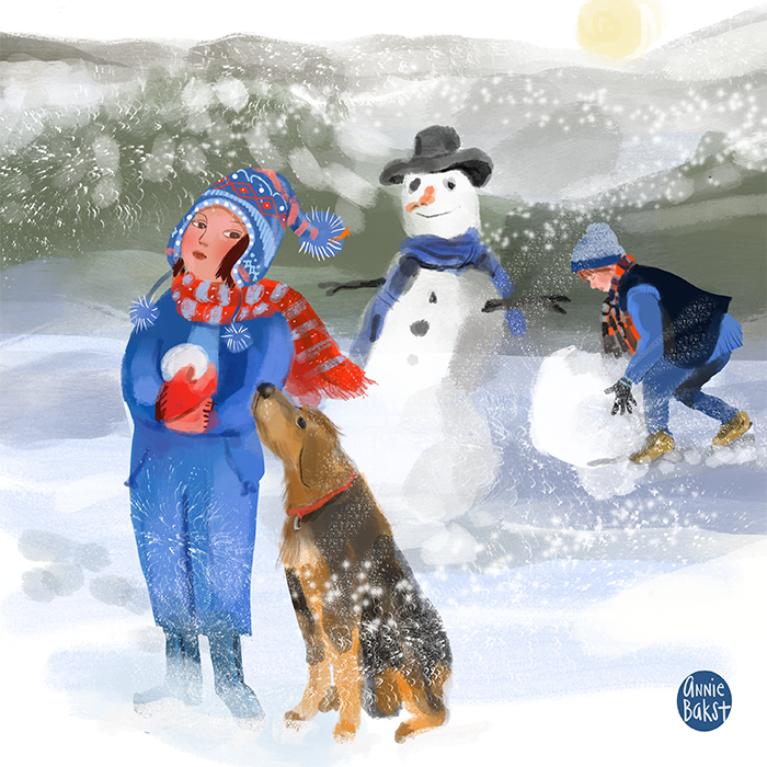 Snowballs and Snowmen, oh my!