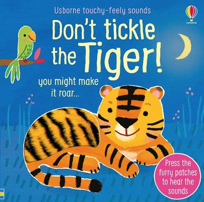 Don't tickle the Tiger!