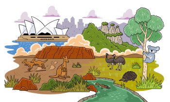 Why Do Kangaroos Only Live In Australia? - Harper Collins