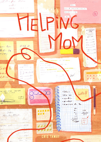 Help mom book cover