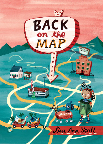 Back On The Map cover