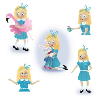 Alice Character