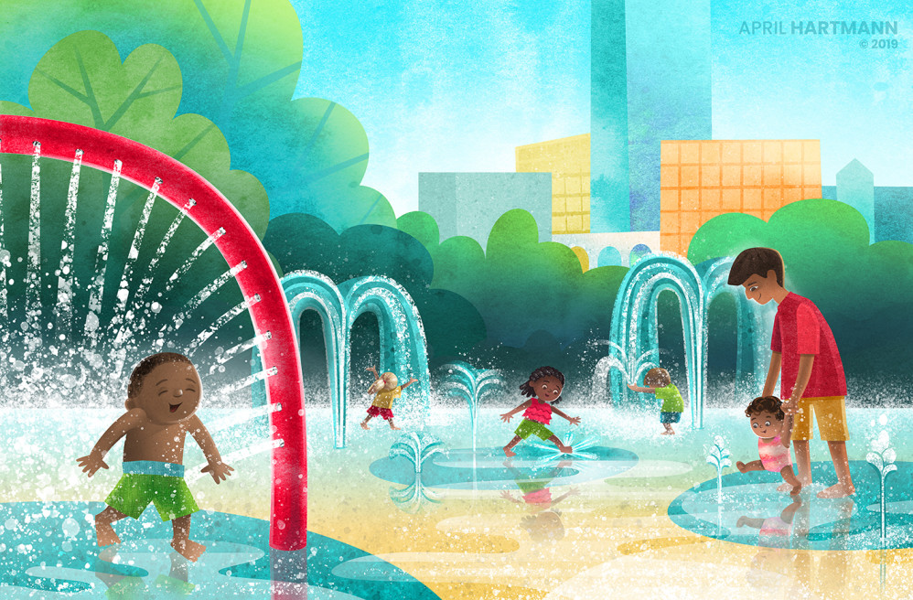 Summer Splash Park