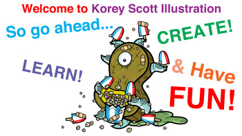 Korey Scott Illustration - Trailer