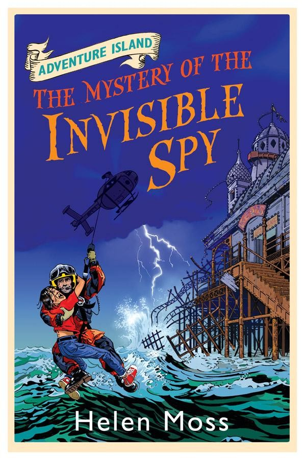 Smugglers Wreck & Invisible Spy cover artwork