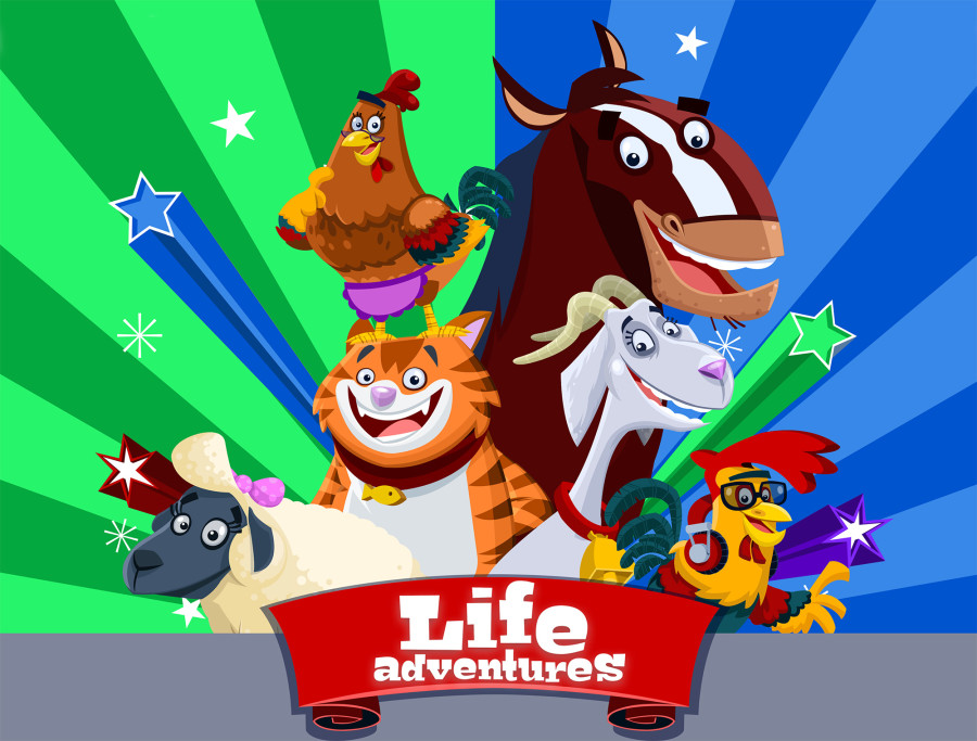'Life's Adventures' - ELT material with ambitious intentions