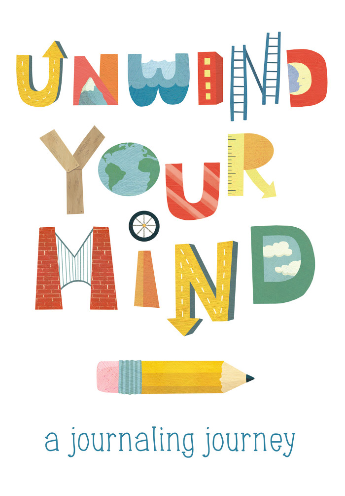 Unwind Your Mind – a Journaling Journey - creative writing journal for Children's Healthcare of Atlanta