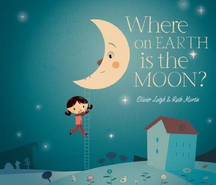 Where on Earth is the Moon? featured on CBeebies Bedtime Stories