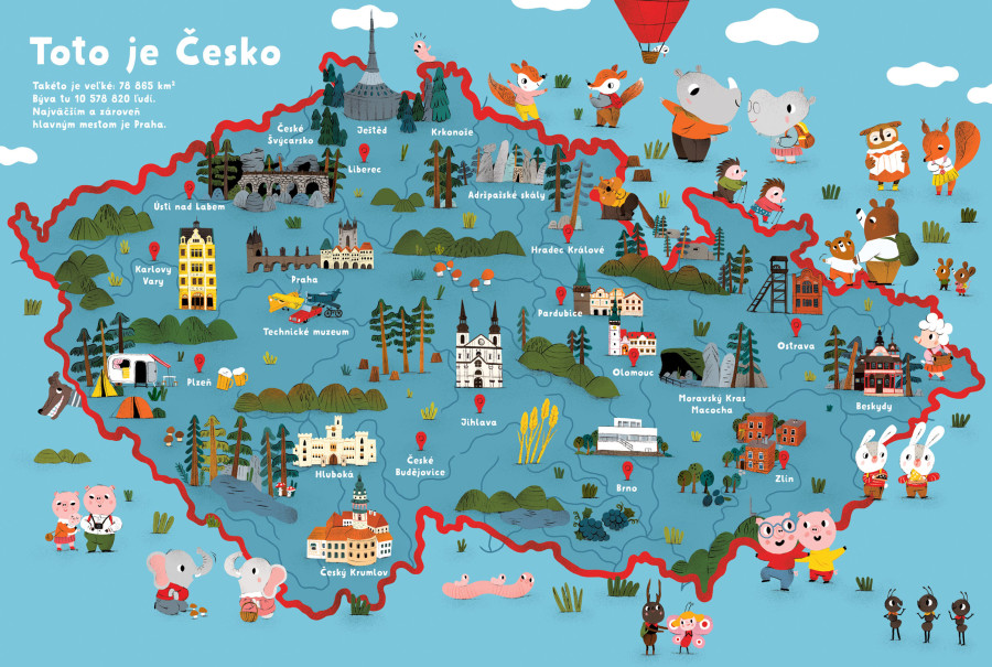 Let's Explore Czech Republic