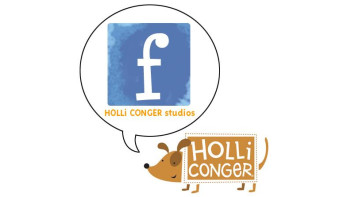 HOLLi CONGER studio's on Facebook