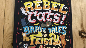 Rebel Cats! Brave Tales of Feisty Felines