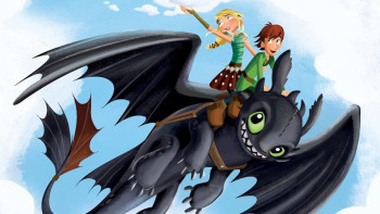 """Shawn Finley Co-Illustrates DreamWorks' """"How to Train Your Dragon"""""""