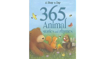 365 animal stories and rhymes