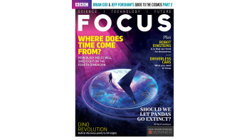 Andy Potts: BBC Focus - Time - Cover & Animation