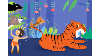 Maria Neradova - Jungle Book