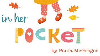 The Kiss in Her Pocket – New picture book about back-to-school jitters