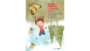 Susan Batori: Highlights for Children - Illustrator of the Month