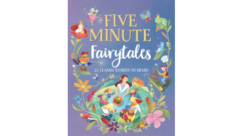 Alessandra Psacharopulo: Five-Minute Fairy Tales