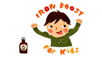 Iron Boost for kids