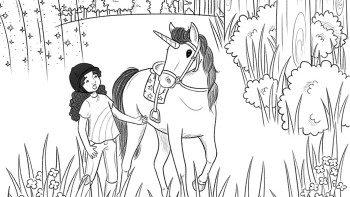 Rainbow Stables - Chloe's Story - Imagine That! Publishing