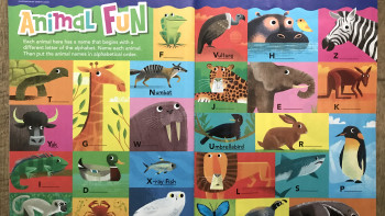 Animal Fun - Ranger Rick Jnr Magazine