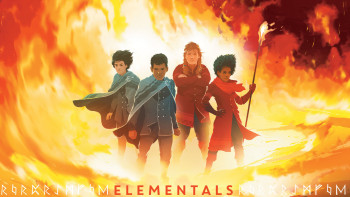Elementals - Two Exciting Cover Reveals!