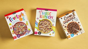 Laura Watson Illustrates Metro Cereal Packaging