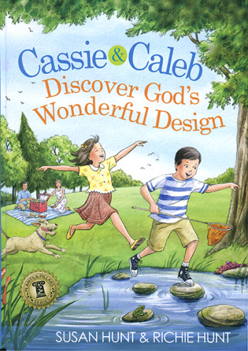 cassie & caleb discover gods wonderful design