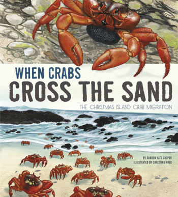 When Crabs Cross the Sand - The Christmas Island Crab Migration