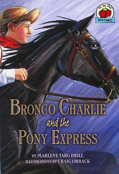 Bronco and the Pony Express