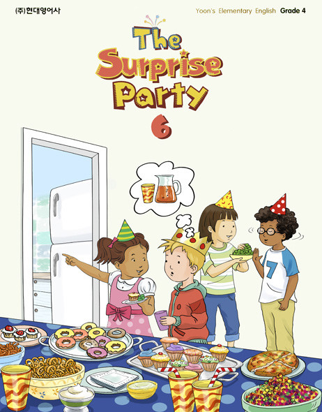 the surprise party 6