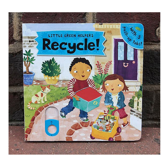 Little Green Helpers - Recycle!
