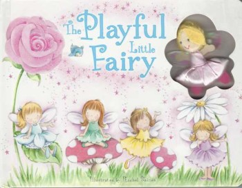 The Playful Little Fairy