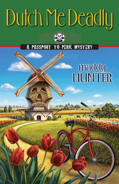 Dutch Me Deadly, A passport to Peril Mystery