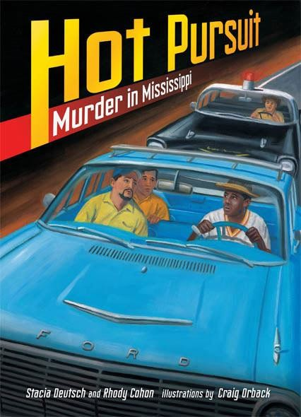 Hot Pursuit- Murder in Mississippi