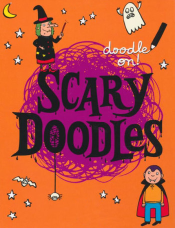Doodle On!: Scary Doodles