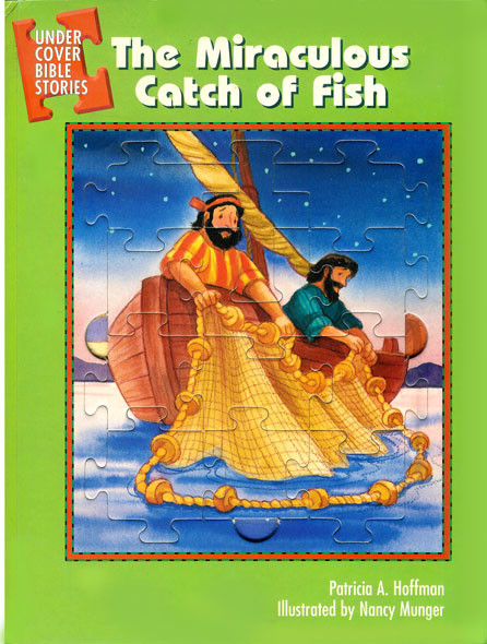 The Miraculous Catch of fish