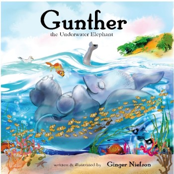 Gunther the Underwater Elephant