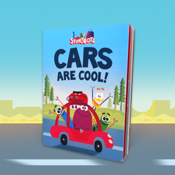 Cars are cool!