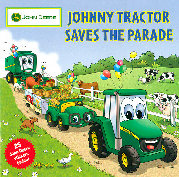 johnny tractor saves the parade