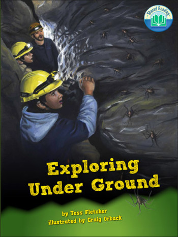 Exploring Under Ground