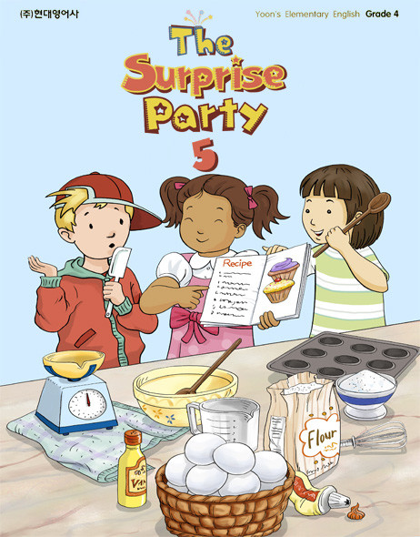 the surprise party 5