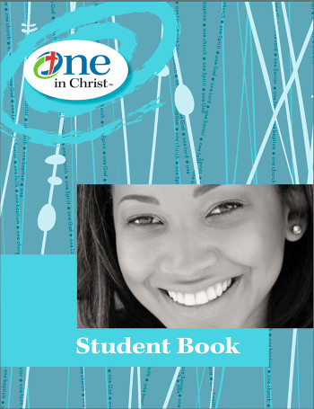 One in Christ. Student book. Grade 8