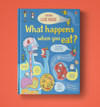 Look inside what happens when you eat
