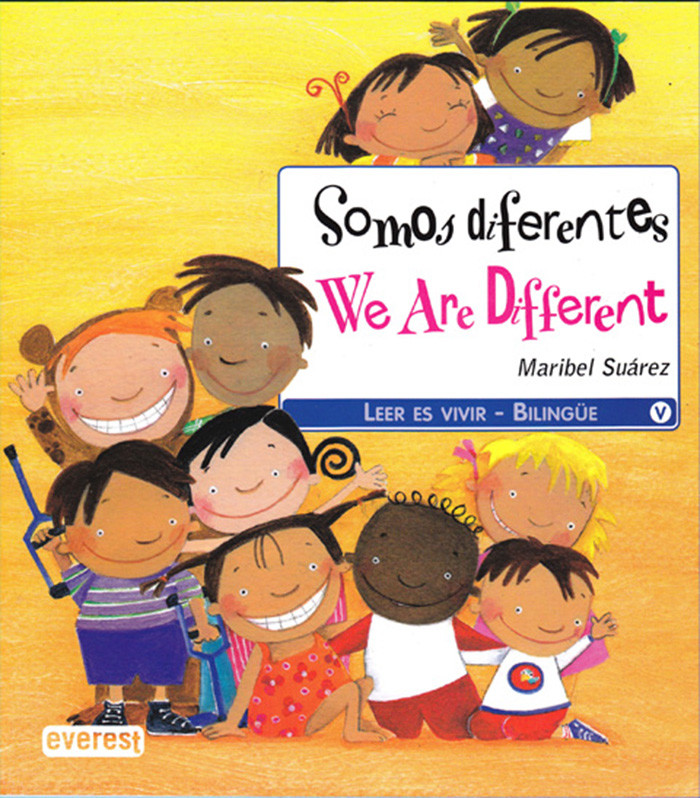 Somos diferentes We are different