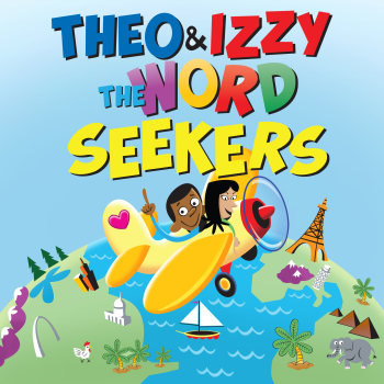 Theo & Izzy The Word Seekers